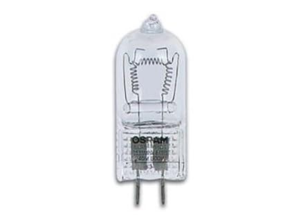 Ampoule eclairage spot halogene jdc 230v 300w culot gx6.35 osram
