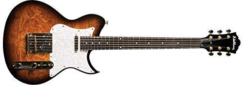 Washburn Idol - Washburn 6 String Solid-Body Electric Guitar, Vintage Sunburst (WIT16VSK-D)