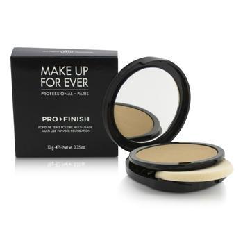 Amazoncom Make Up For Ever Pro Finish Multi Use Powder Foundation