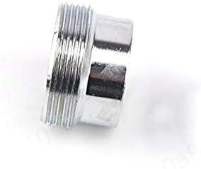 NHOUYAO 2PCS Robinet Adaptateur A/érateur Connecteur Robinet de Cuisine Connecteur de m/étal Solide pour Purification deau 16 mm Femelle m/âle de 22 mm