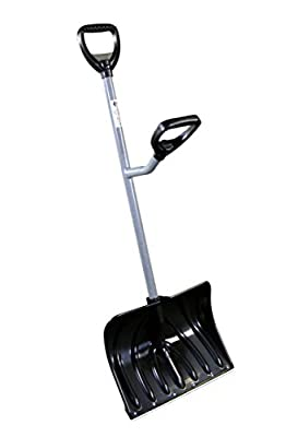 "Ergieshovel Ergonomic Snow Shovel, 18"" W"