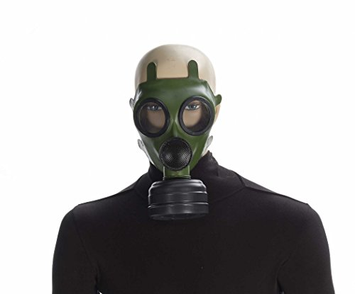 [Gas Mask] (Halloween Costumes With Gas Mask)