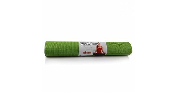 Esterilla de yoga Chartreuse: Amazon.es: Deportes y aire libre
