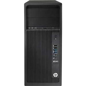 HP Y1Y63UT#ABA Z240 MT WS i7-6700K 4GHz 8GB nECC 1TB DVDRW 400W W7P64/W10 3-Year