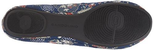 Bandolino Flat Navy Ballet Women's Multi Edition anTa41qw