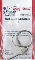 Zak Tackle Halibut Leader, 5/0-6/0 ()