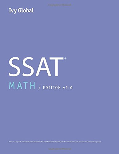Ivy Global SSAT Math, 2nd Edition