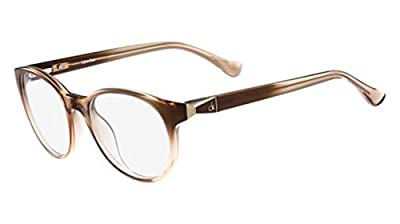 Calvin Klein Platinum CK5892 Eyeglasses 201 Brown