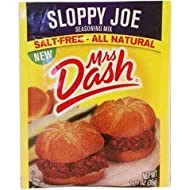 Mrs. Dash Sloppy Joe Seasoning Mix (Pack of 4)