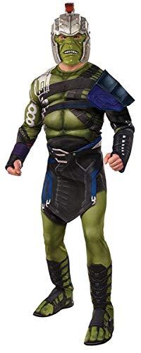Rubie's Thor: Ragnarok Adult Deluxe Warrior Hulk Costume, Standard