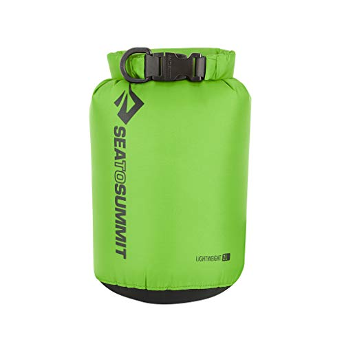 (Sea to Summit Lightweight Dry Sack,Green,X-Small-2-Liter)