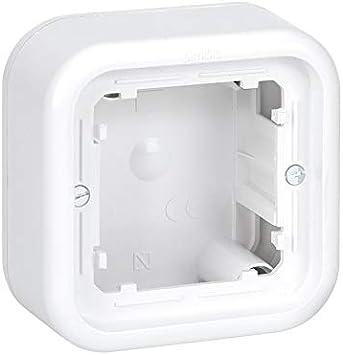 Simon - 31750-30 caja superficie baja 36.5mm s-31 blanco nieve Ref ...