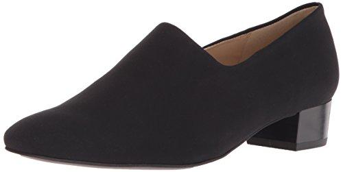 ara Women's Marilyn Loafer, Black Fabric, 5 Medium UK (7.5 US)