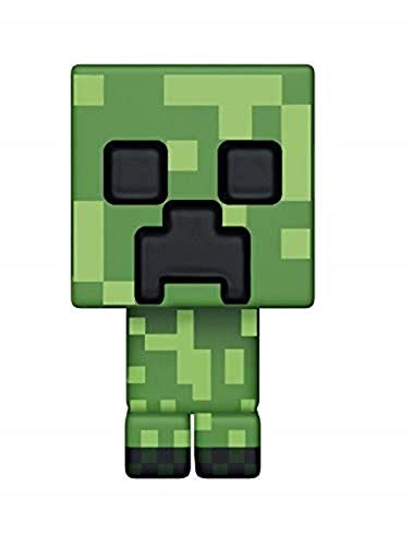 Funko POP! Games: Minecraft - Creeper Collectible Figure]()