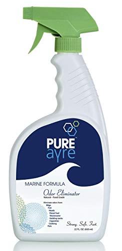 PureAyre Odor Eliminator Marine Formula Spray, 22 oz