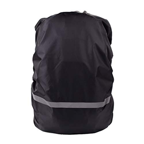 f8d84b80402e Casual Backpack Rain Cover with Night Safety Reflective Strip for ...