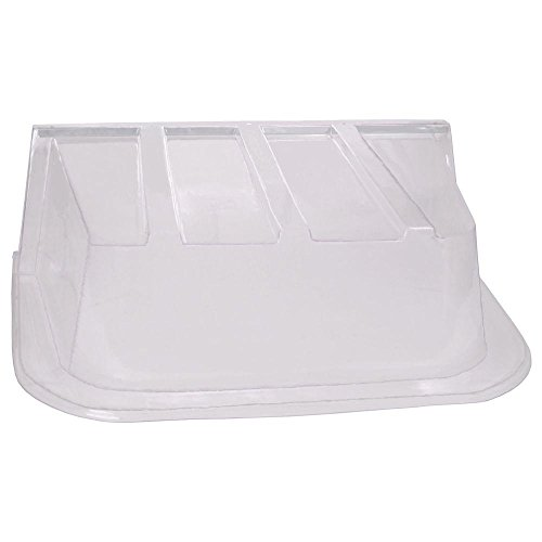 Shape Products 53 in. x 38 in. Polycarbonate Egress Dome