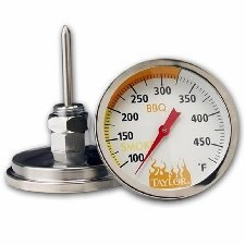 Taylor 814 Weekend Warrior Grill Smoke Thermometer by TAYLOR