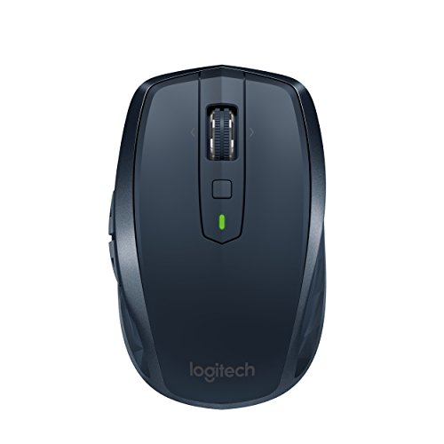 Logitech MX Anywhere 2 Wireless Mobile Mouse, Long Range Wireless Mouse, Navy...