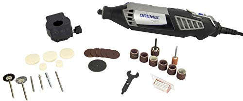 Dremel 4000 Series 28 Piece 1.6A Corded Electric Variable Speed Rotary Tool Kit Renewed