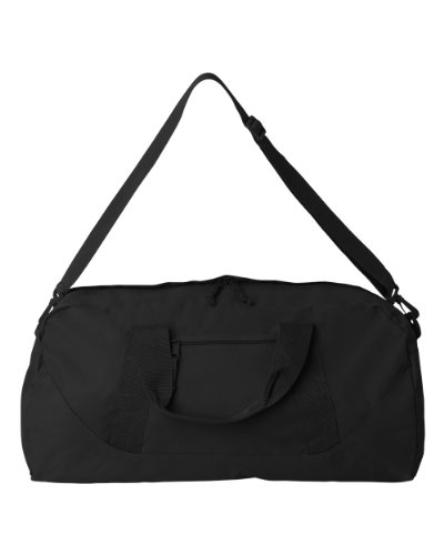 Liberty Bags Game Day Large Square Duffel OS - Square Shops Liberty