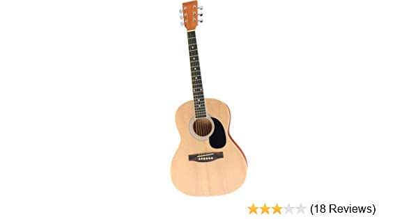 66c7502cf4d Spectrum AIL 36K Student Size 36-Inch Acoustic Guitar with Award eMedia  Lessons. by Spectrum