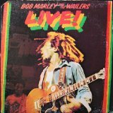 Live! (Bob Marley And The Wailers Live Vinyl)