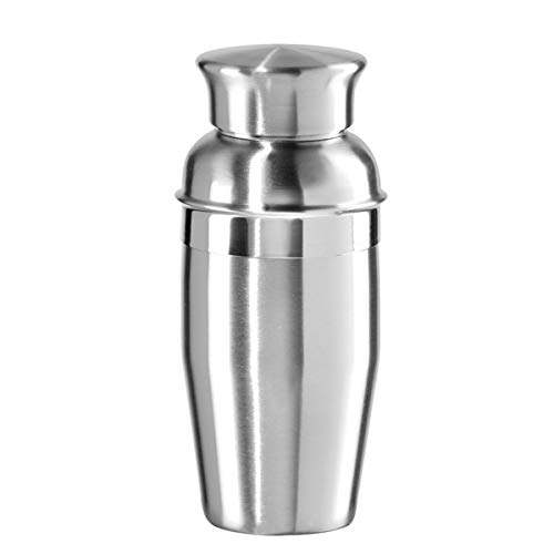 Oggi FBA_602368-7039 10 Ounce Stainless Steel Mini Cocktail Shaker, 10 oz