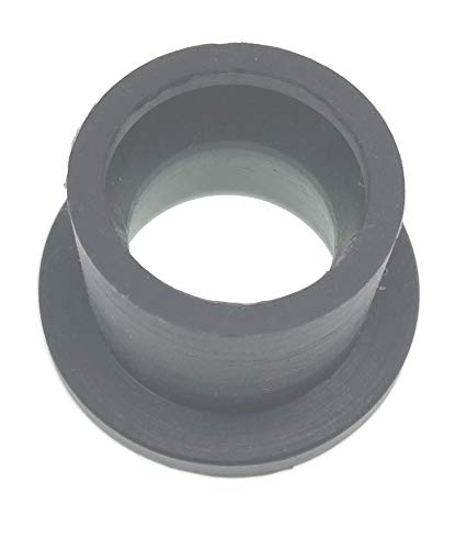HortiPots Tophat Rubber Grommet 3/4 Inch, Rubber Grommets 19mm-20mm ID (Pack of 25) ()