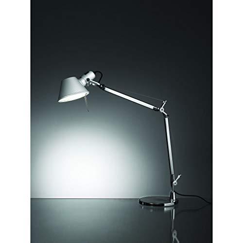 Artemide Tolomeo Table Lamp | with Base - Mini - White