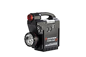 Celestron Celestron Rechargeable Power Supply PowerTank 17, 12v 17Ah, Black (18777)