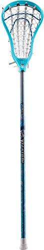 Maverik Lacrosse Twist Complete Stick, Carolina