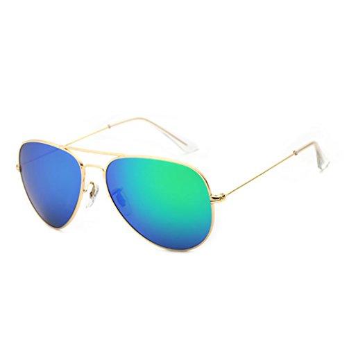Gafas Color Obligatorio De Break Ojos NUBAO Hombres De Hombres Conductor Conducción Los De Lente Gafas De Purple Conductor Cristal La green Gafas Espejo Beach De Bright Sol Sol wagqaZS