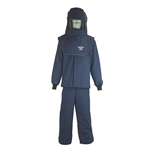LNS4 Series Arc Flash Hood, Coat, & Bib Suit Set