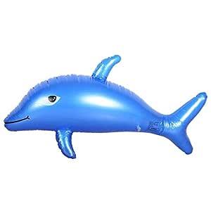 Sanmubo 100 50 cm Nadar Float Niños Hinchable Delfín Float ...