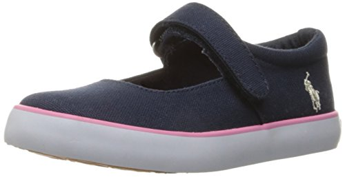 Polo Ralph Lauren Kids Girls' Pamela MJ Nvy - Ralph Lauren Girls Kids