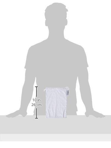 Smith Optics Motocross Goggle Accessories Individual Microfiber Goggle Bag (Gray)