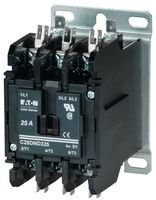 Eaton / Cutler Hammer C25DNF340T 50mm DP Contactor , 3-Pole , 40 Amp , 24 VAC Coil Voltage