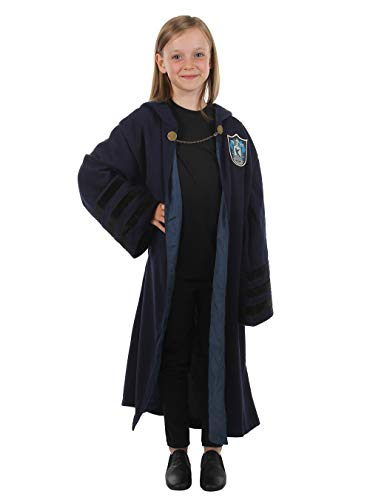 elope Fantastic Beasts: The Crimes of Grindelwald Ravenclaw Kids Robe One Size Blue]()
