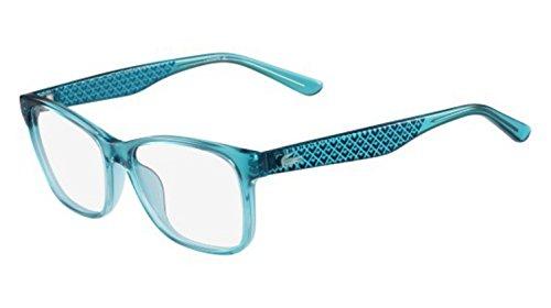 L2774 54 azure De Femme Soleil Lacoste Lunettes 467 Turquoise Cfxava