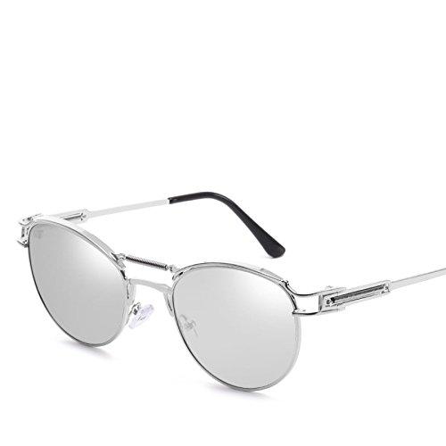 Y Europa De Moda Metal Sombrillas Gafas De Sol Gafas Personalidad Sol RinV De Piernas NO3 Los Estados Primavera No6 Unidos fxC5fwq0
