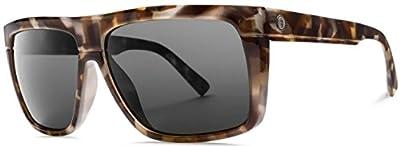 Electric Men's black Top EE12855713 Square Sunglasses