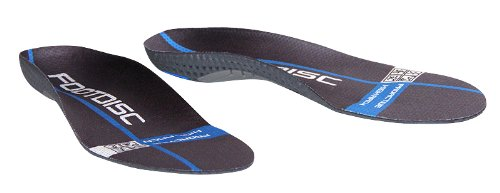 "ProActive Insole - X-Large - High Arch for ""Net / Ball"" sports"