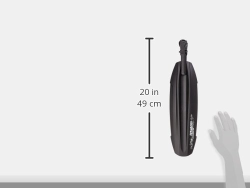 SKS-Germany 11363 Fatboard Bicycle Fender Set for Fat Bikes, 5.5'' by SKSAE (Image #2)