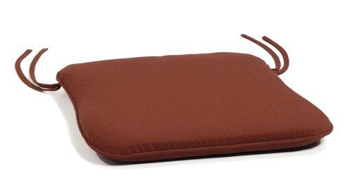 Oxford Garden Somerset Folding Chair Cushion, Canvas Henna (Somerset Furniture Outdoor)