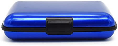 e39c78619a10 Utrax 12 Slots Metal Cards Wallet Multi Pockets Aluminum Purse ...