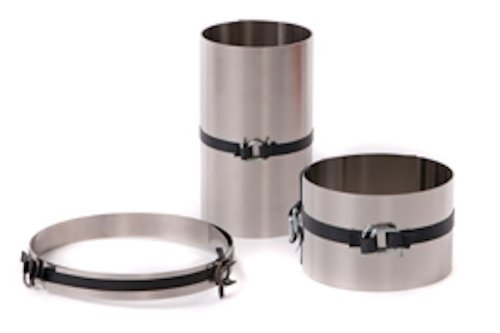 100 Length 0.005 Thickness 1//2 Width 100/' Length Small Parts SSNL5-08 #2B Smooth Finish ASTM A666 0.005 Thickness 1//2 Width 301 Stainless Steel Shim Stock Spring Temper