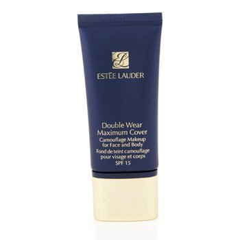 Estee Lauder Double Wear Maximum Cover Camouflage Make Up (Face & Body) SPF15 - #03 CreamyVanilla - 30ml/1oz
