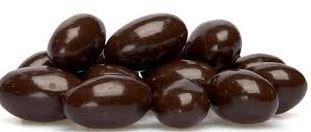 Dark Chocolate Covered Peanuts - 25 Lbs by Dylmine Health