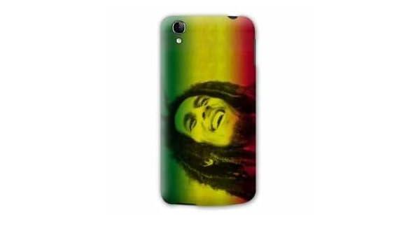 Amazon.com: Case Carcasa Alcatel Idol 3 4.7 Bob Marley ...